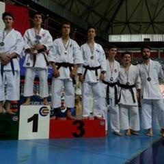 La Shinjukan Dojo fa incetta di medaglie a Montecatini