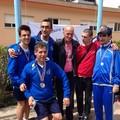 La Gargano 2000 fa incetta di medaglie a Brindisi