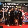 Antonello Dell'Olio da applausi, è campione d'Italia