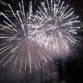 Fuochi d'artificio rinviati a stasera?