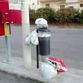 Ancora rifiuti abbandonati in zona D1.1: una vergogna senza fine