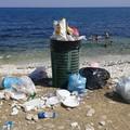Così lasciano le nostre spiagge la domenica sera