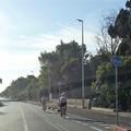 Ancora ciclisti imprudenti sulla ex 16 Adriatica