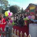 Anche oggi è aperto in Villa Comunale il Villaggio di Babbo Natale