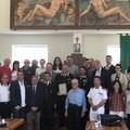 Consiglio comunale, premiato il Lgt. Dino Amato per la sua carriera