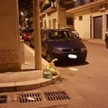 Abbandono costante di indifferenziato in strada in via XX Settembre