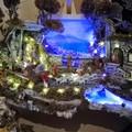 Il presepe di Alessandro Cavaliere a Spaccabari è una tela in 3D