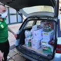 Coronavirus, solidarietà: gli Ultras aiutano le famiglie in difficoltà