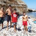 I quattro giovani moschettieri ambientali di Giovinazzo