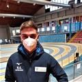 Antonio Bonvino è primatista pugliese sui 3000 metri indoor