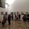 Grafica-Mente, inaugurata la mostra d'arte contemporanea nelle sale dell'Istituto Vittorio Emanuele II