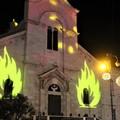 Sant'Antonio Abate, il fuoco sconfigge la pioggia. A Giovinazzo in migliaia (FOTO)