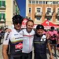 """La  """"Crociera del Ciclismo """" a Giovinazzo"""