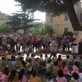 """I bimbi della scuola  """"San Tommaso """" a contatto con il mito greco"""
