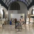 """Mostra di arti visive  """"Il tempo dell'arte """" di Anna Mazza e Grazia Iacobbe"""