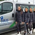 Quartetto Iris in pedana per l'Individuale Gold Junior- Senior