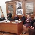 """L'omaggio di  """"Quelli dell'IVE """" a don Filippo Roscini"""