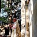 Il rito della messa al Casale ed al Padre Eterno ricco di suggestioni e pregno di fede (FOTO E VIDEO)