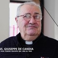 Don Giuseppe de Candia, padre spirituale dei Molfettesi nel Mondo, su Don Tonino Bello - VIDEO