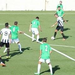 Giovinazzo, a Monte è 2-2: Porfido salva i biancoverdi
