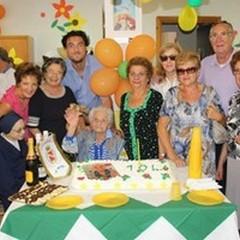 Nonna Maria, la più anziana di Giovinazzo e Molfetta