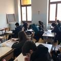 """Il Liceo  """"Spinelli """" ospita la fase distrettuale delle Olimpiadi della Matematica"""