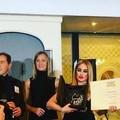 Paola Carrieri premiata a Milano come prima eccellenza italiana della balistica forense