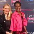 Sarah, da rifugiata a modella alla Fashion Week di Milano grazie a Carmen Martorana