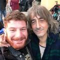 """Fabio Scaravilli tra gli attori de  """"Il grande spirito """" proiettato stasera a Levante"""