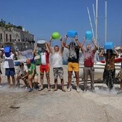 «Ice Bucket Challenge» sul porto