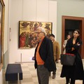 Sgarbi in visita al Museo Diocesano