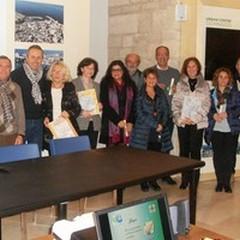 Nunzia Stufano vince il concorso di poesie dialettali della Touring Juvenatium