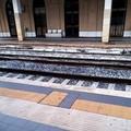 Una leggerezza pericolosissima in stazione
