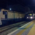 Fulmini bloccano la linea ferroviaria Foggia-Bari