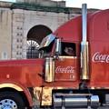 Il truck di Coca Cola per le strade di Giovinazzo. Ed è subito Natale di qualche anno fa (VIDEO)