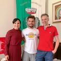Il campione del mondo juniores di pasticceria ricevuto a Palazzo di Città