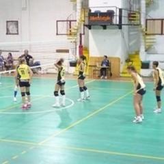 Volley Ball Giovinazzo, brutto stop a Bitonto