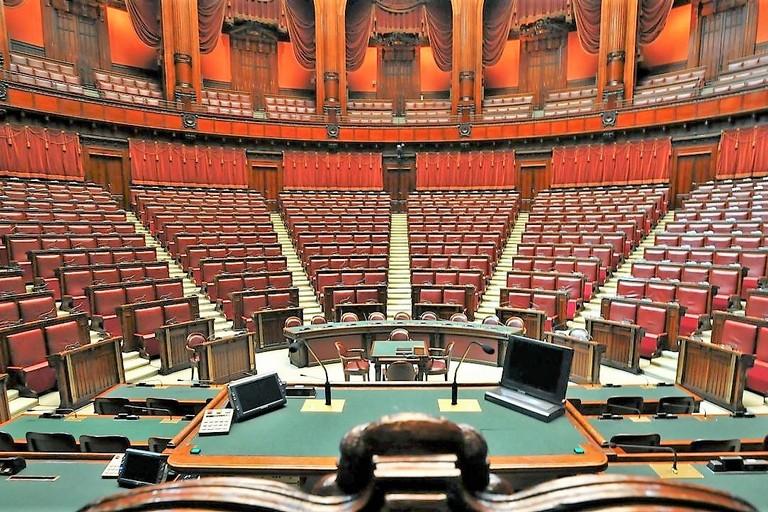 La Camera dei Deputati. <span>Foto Camera dei Deputati</span>