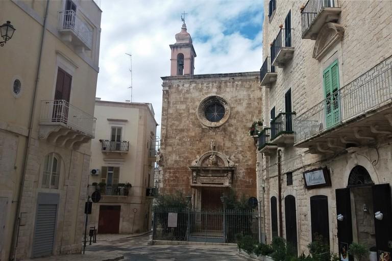 La Chiesa della Madonna di Costantinopoli. <span>Foto Gianluca Battista</span>