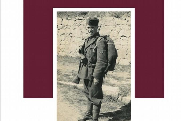La copertina del libro su Gaetano Garofalo