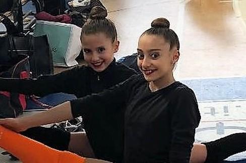 Giorgia Cuomo e Sara Brunetta