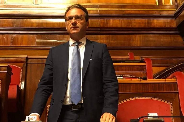 Il Sen. Dario Damiani
