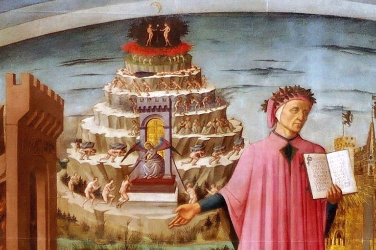 Dante... all'Inferno