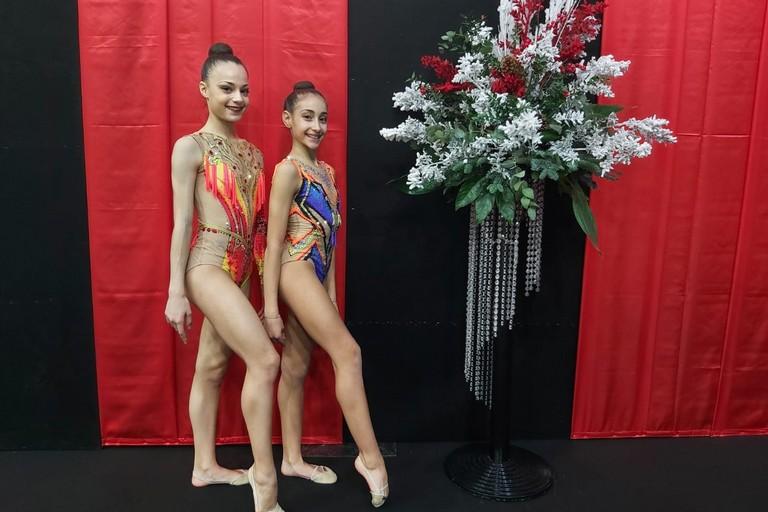 Maria Dellaquila e Irene Carbonara
