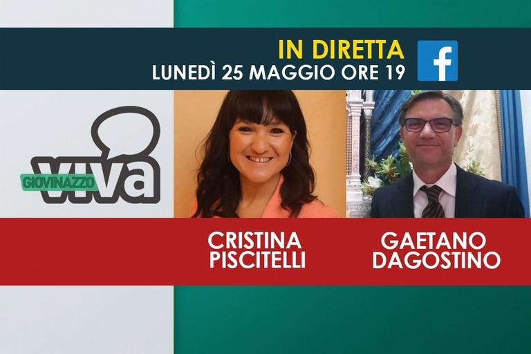 Cristina Piscitelli e Gaetano Dagostino. <span>Foto Ida Vinella</span>