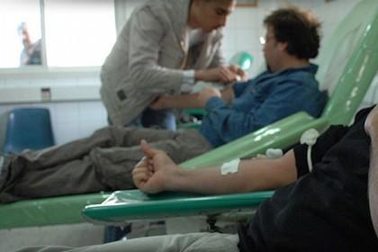 La donazione di sangue