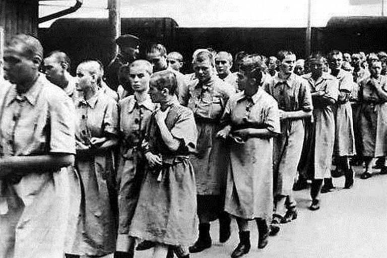 Donne ebree deportate