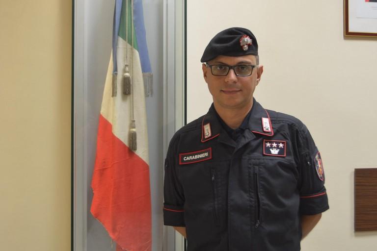Il colonnello Angelo Primaldo Giurgola