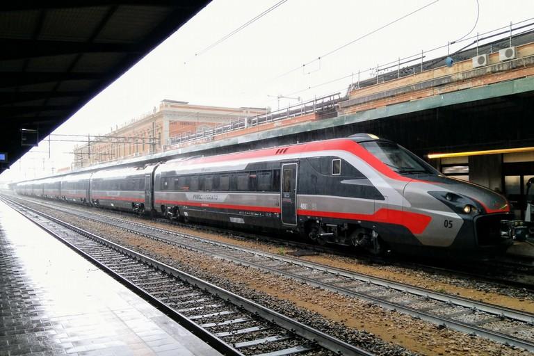 Il nuovo Frecciargento. <span>Foto Trenitalia - Gruppo FS</span>