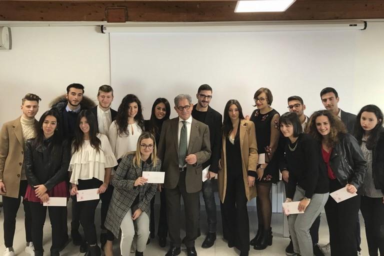 Fondazione Megamark - Premiazione nuovi talenti
